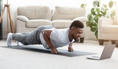 No Equipment? No Problem! 9 Workouts You Can Do Anywhere
