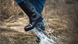 The Best Men's Boots for Wet Environments