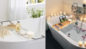 The Best Caddies for Your Bathtub