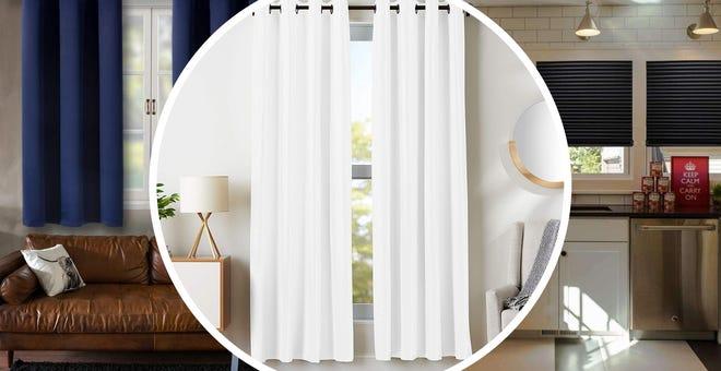 The 8 Best Blackout Curtains for Deep, Dark, Restful Sleep