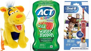 These 8 Products Make Dental Care Fun for Kids