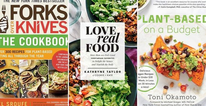 Meatless Monday? Vegetarian All The Time? Check These Cookbooks Out