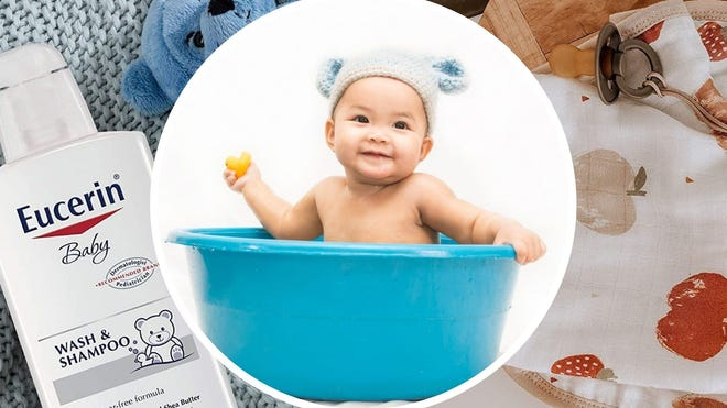 Keep Baby Safe During Bath Time with These 9 Products