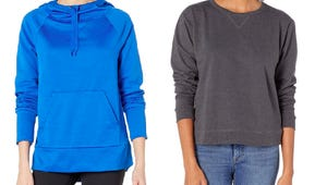 Stay Comfy with These Women's Sweatshirts