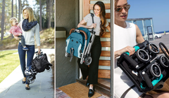 9 Lightweight Strollers Perfect for the Family on the Go