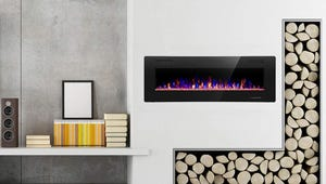 The Best Electrical Fireplaces