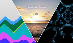 Take a Break with These Calming Websites