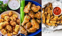 10 Air Fryer Appetizers Perfect for Super Bowl Sunday
