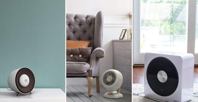 Warm Up a Chilly Room in Style with These Electric Space Heaters