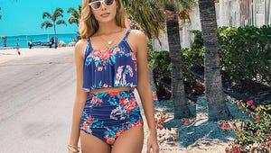 The Best High-Waisted Bikinis to Make You Beach-Ready