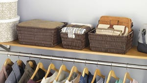 The Best Woven Baskets for Organizing Your Home