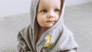 The Best Baby Robes to Keep Your Little One Cozy