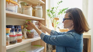Organize Your Messy Pantry or Food Cabinet in 3 Steps