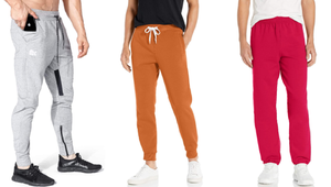 The Most Comfortable Sweatpants for Men