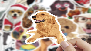 The Best Dog Stickers You Can Buy