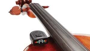 Hit the Right Note With These Violin Tuners