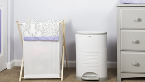 The Best Diaper Pails for the Nursery