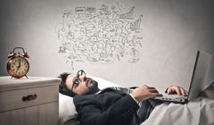 Many People Reported More Intense Dreams in 2020