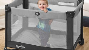 The Best Playards for Your Baby or Toddler