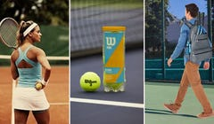Hit the Courts This Spring with These 5 Tennis Necessities