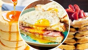 Lose the Rules and Eat These Breakfast Dishes for Dinner
