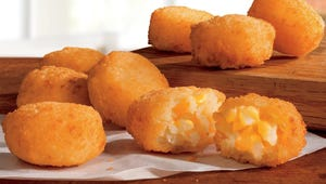 Burger King's Cheesy Tots Are Back for a Limited Time