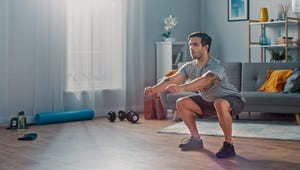 Warm Up in 10 Minutes with These 10 Exercises