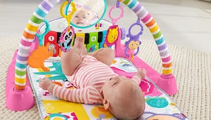 The Best Baby Play Mats for Sensory Play and Development