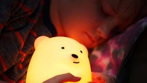 Night-Lights to Help Your Little Ones Sleep