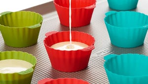 Get Great Bakes With Silicone Baking Cups
