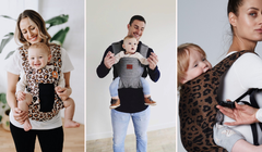 Keep Your Newborn Close with These 10 Hands-Free Baby Carriers