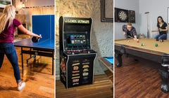 Upgrade Your Space with These 6 Rad Game Room Ideas