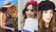 9 Cute Hats to Deal with Bad Hair Days