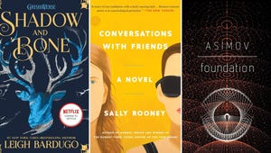 These 12 Books Are About to Become 2021's Most Popular Shows