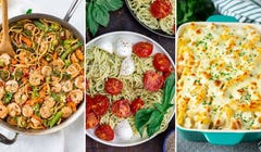 10 Perfect Pasta Dishes to Feed the Whole Fam