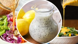 Beyond Balsamic: 14 Delicious Dressings You Can Make at Home