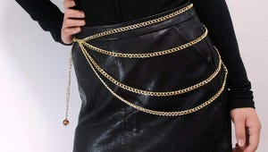 The Best Chain Belts for Every Occasion