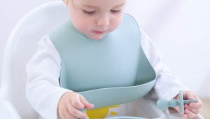 The Best Baby Bibs for Keeping Mealtime Messes Contained