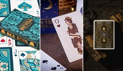 Upgrade Your Next Game Night with These Stunning Playing Cards