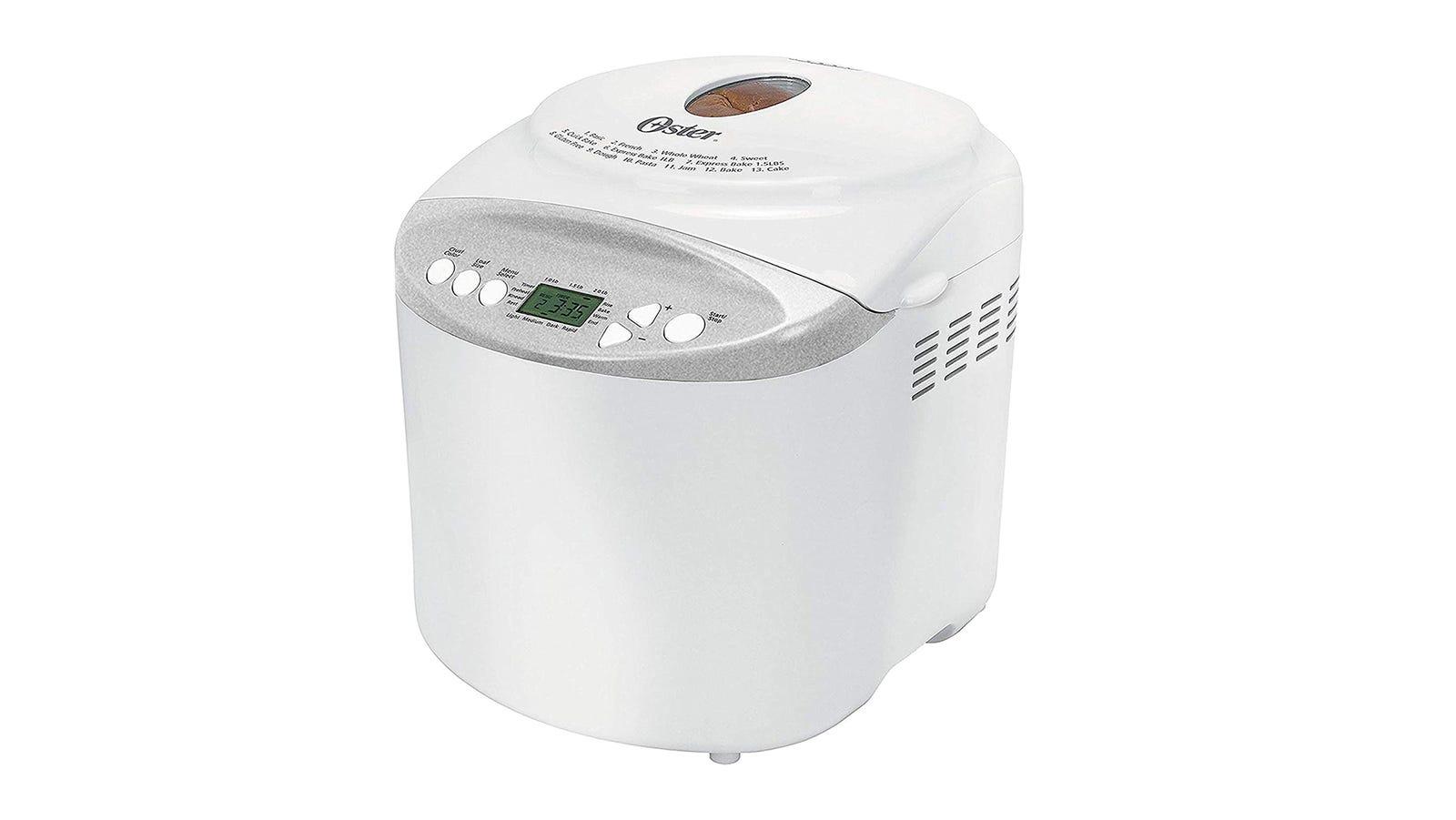 White bread machine