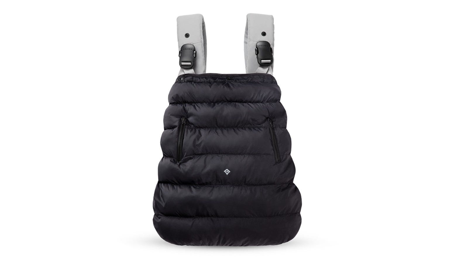 black carrier cover