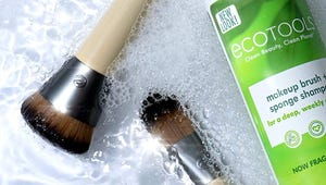Keep Your Makeup Brushes Fresh with These Cleaners