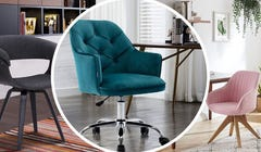 7 Chic Desk Chairs to Upgrade Your Home Office
