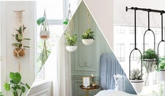 7 Gorgeous Hanging Planters to Invigorate Small Spaces