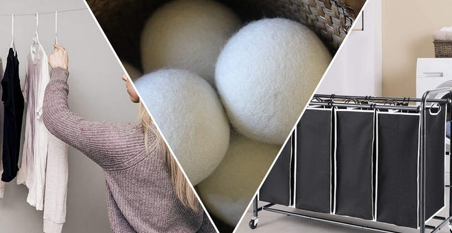 Make Laundry Day Less of a Hassle with These Essentials
