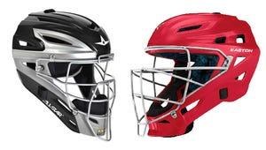 Choosing the Best Catcher's Helmet for Baseball