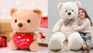 The Best Stuffed Teddy Bears You Can Buy