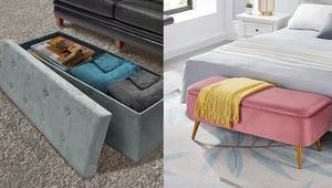 The Best Benches to Add to Your Bedroom