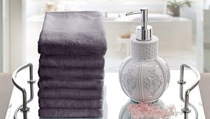 Fingertip Towels Your Guests and Family Will Admire