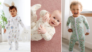 9 Adorbs Easter Pj's for Babies and Toddlers